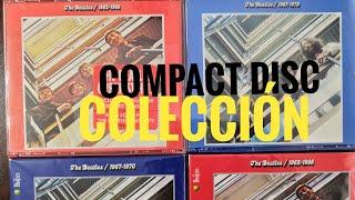 Baixar Colección Rojo y Azul The Beatles 1962-1966 | 1967-1970 Compact Disc Editions