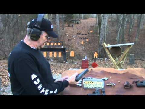 XDm 45 vs Glock 21
