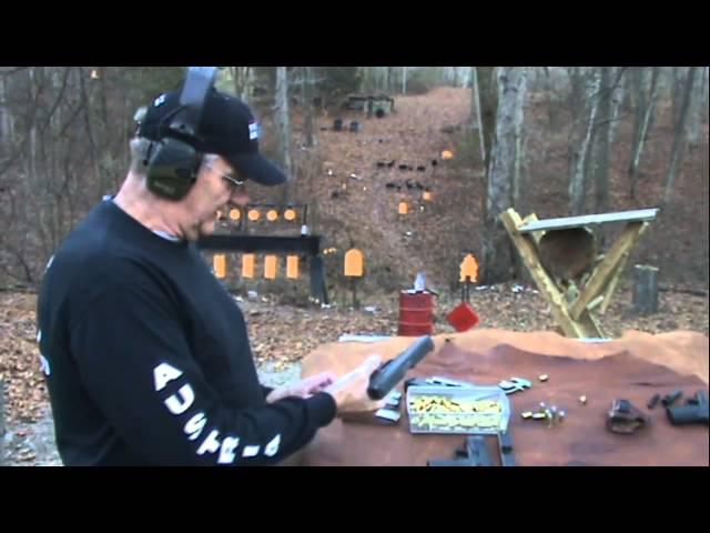 "Watch ""XDm 45 vs Glock 21"" on YouTube – Springfield Armory XD"