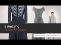 8 Amazing Grey Dresses Mother of Bride Collection Winter 2017