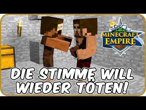 💀 Die STIMME will wieder TÖTEN! - Minecraft EMPIRE 🍖 #26   Earliboy