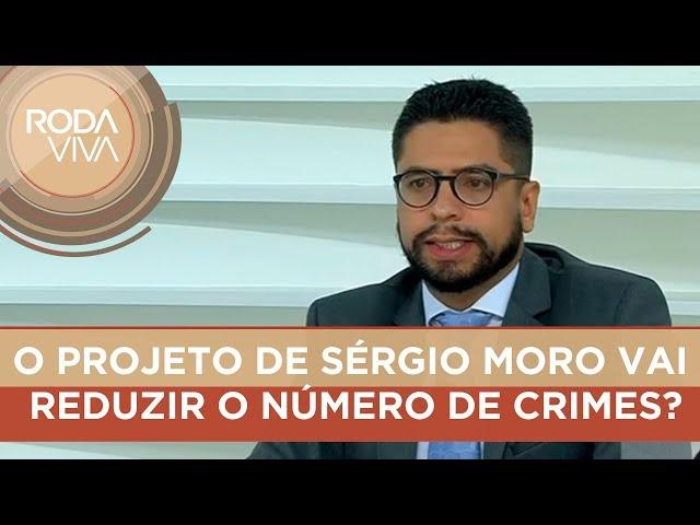 """""""Antes de reduzir o número de crimes, temos que tornar as decisões efetivas"""""""