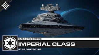 Imperial Class Star Destroyer   Star Wars