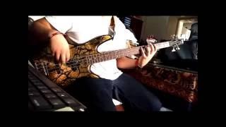 Panteon Rococo - La Dosis Perfecta [Bass Cover]