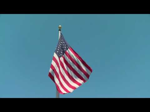 Star Spangled Banner Song And American Flag