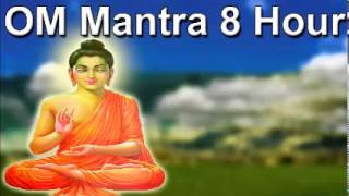 Om mantra 8 Hour Full Night Meditation by tibetan monks