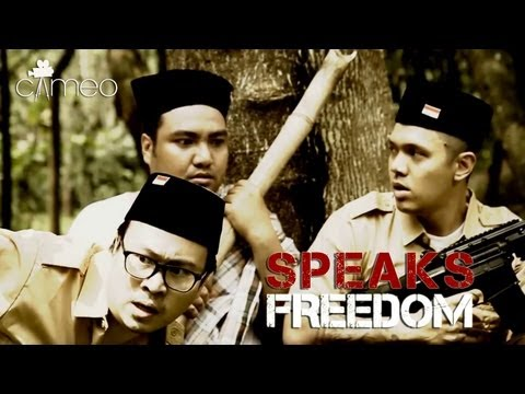 FREEDOM - Indonesian Independence Day - CAMEOBROS