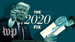 Trump's disruption campaign strategy| The 2020 Fix
