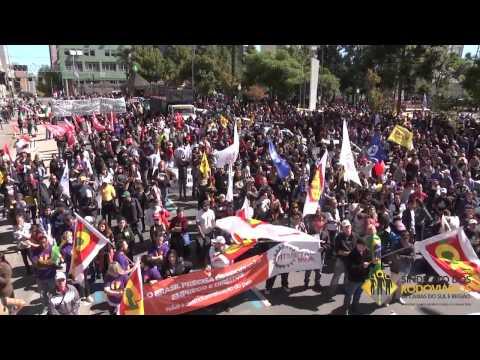 Greve Geral Nacional contra a Reforma Trabalhista e da Previdência