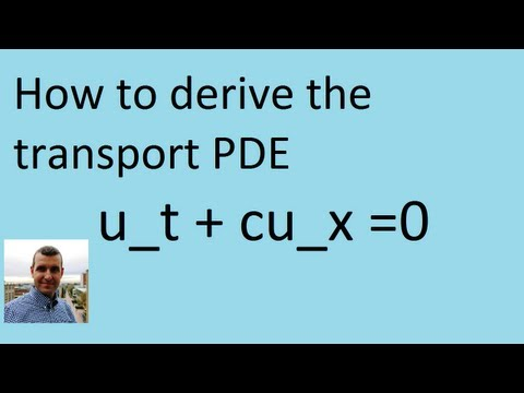 The transport equation
