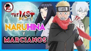 Naruto The Last: Una película de NARUTO, HINATA y MARCIANOS