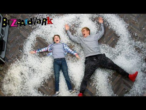 Ice Machine Science | Bizaardvark | Disney Channel