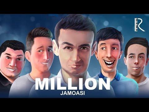 MILLION JAMOASI KONSERT DASTURI 2019