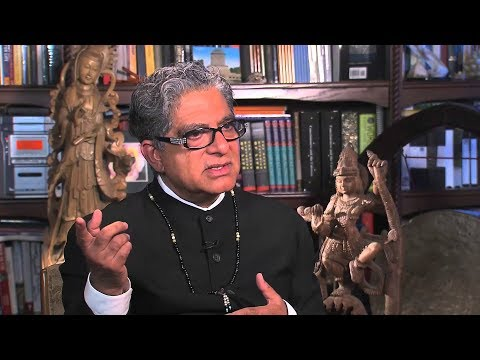 Deepak Chopra   Living in abundance consciousness