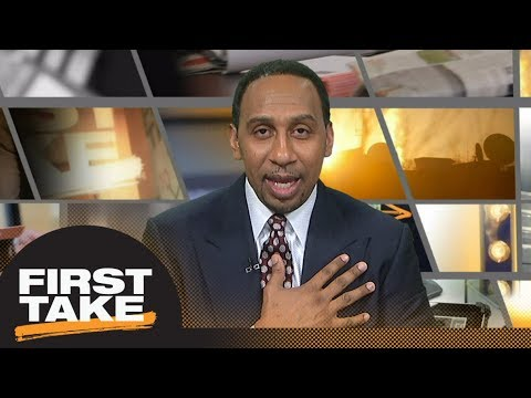 Stephen A. Smith vows to support Tim Tebow's baseball career   First Take   ESPN