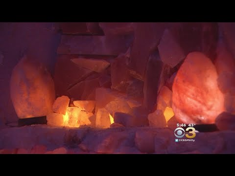 The Salt Cave In Doylestown Provides Therapeutic Relief