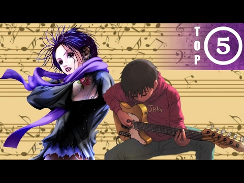 My Top 5 Anime That Focus About Music
