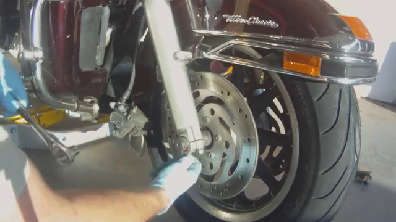 1996 Harley Davidson Ultra Classic Wiring Diagram Harley Davidson Ultra Classic Front Wheel Removal