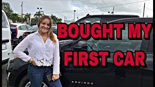 BUYING MY FIRST CAR AT 17!