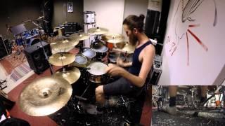 Meshuggah - Stengah Drum Cover by Samuel von Hofsten