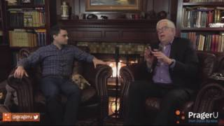 Fireside Chat With Dennis Prager & Special Guest Ben Shapiro! 3 16 17