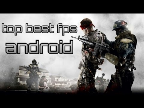 Top des meilleurs jeux FPS HD Android
