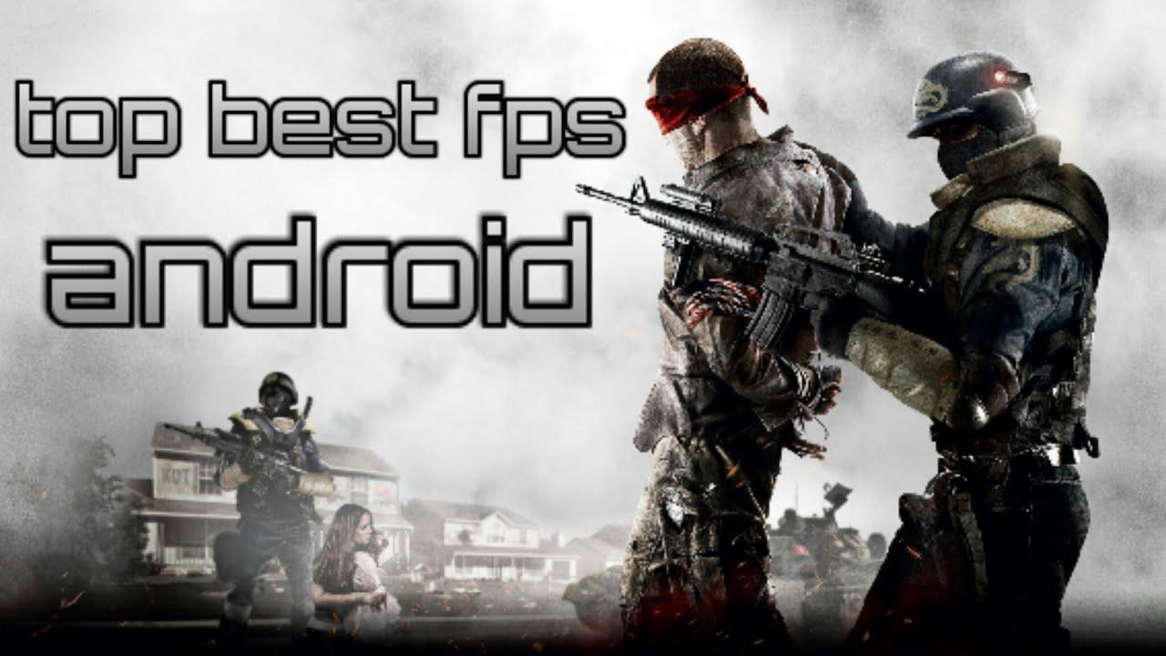 top des meilleurs jeux fps hd android youtube. Black Bedroom Furniture Sets. Home Design Ideas
