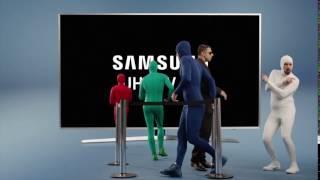 Samsung UHD TV 4K - Pixel blanco no ingresa