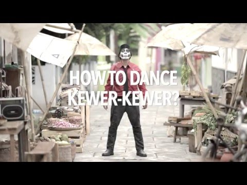 Video Tutorial Goyang Kewer-Kewer ?