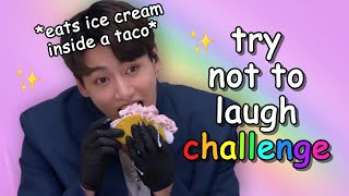 BTS try not to laugh challenge 2021