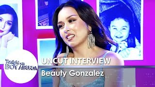 Beauty Gonzalez | TWBA Uncut Interview