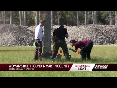 Body Found In Martin County Brush