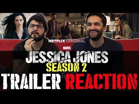 Jessica Jones - Season 2 - Trailer Reaction