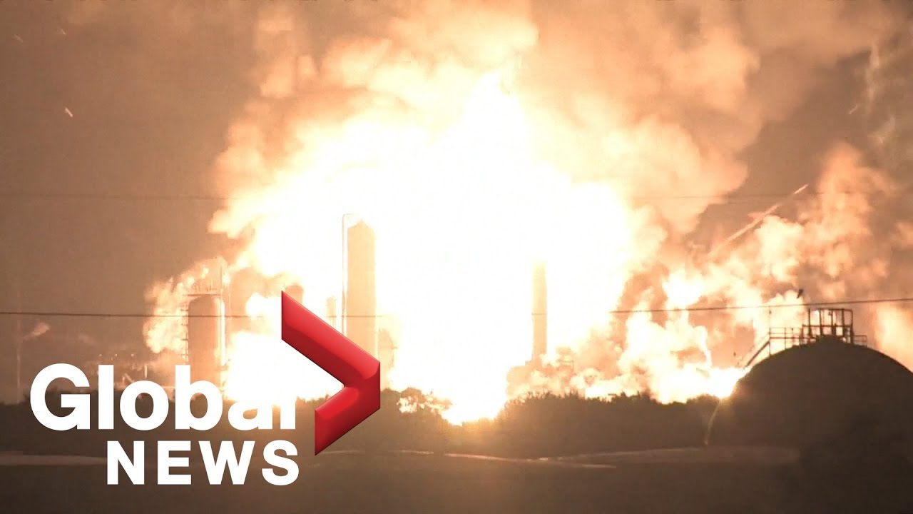 Massive Fire, Explosions at South Philadelphia Refinery Now Contained, But Not Yet Under Control