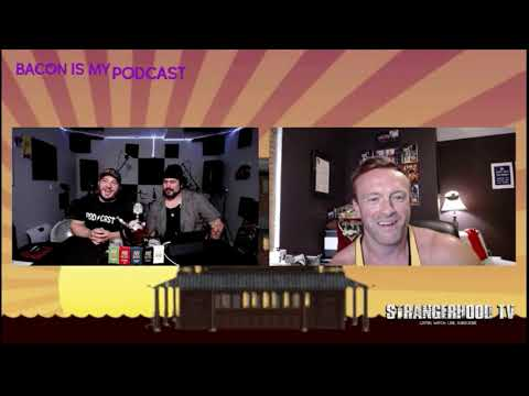 """Bacon is My Podcast Presents """"What's Your Bacon?"""" in 7 Questions with NWA World's Champ Nick Aldis!"""