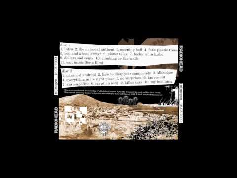 Radiohead - Nijmegen - FM Master (Pre Kid-A)