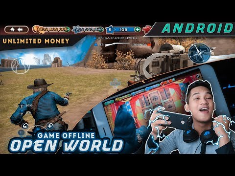 Cuman ( 300MB+ ) HD Open World - Beli Dan Coba Semua Yg Ada Di Toko | Game Android Indonesia