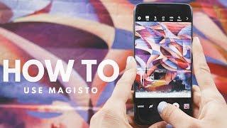 How To Use Magisto screenshot 4