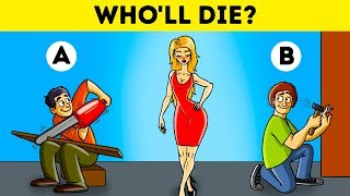 15 short funny riddles thatll tricky your mind