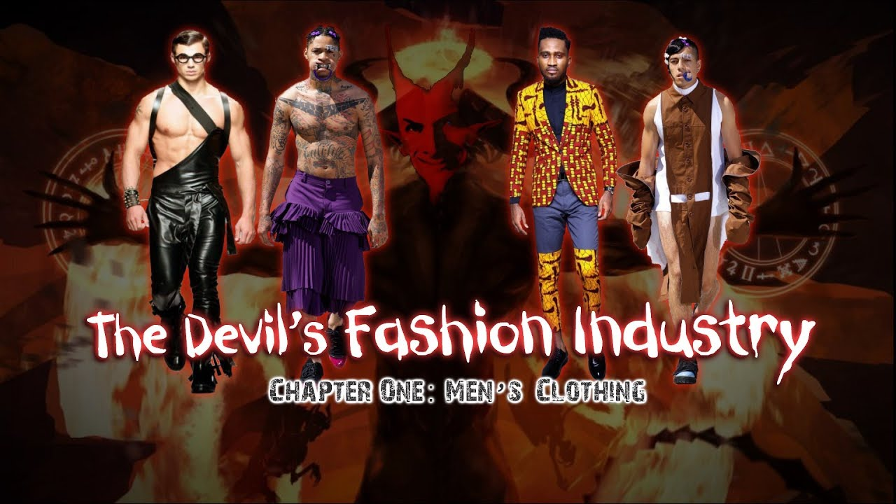 The Devil's Fashion Industry  - L G B T  Documentary