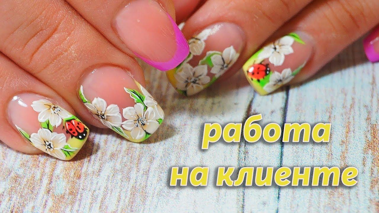 Дизайн Ногтей С Лунками Фото Новинки