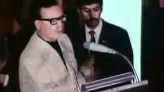 Salvador Allende y Sebastián Piñera sobre la Universidad Gratuita
