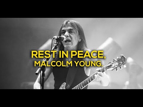 AC/DC: A Rock n 'Roll Lesson from the Eternal Malcolm Young