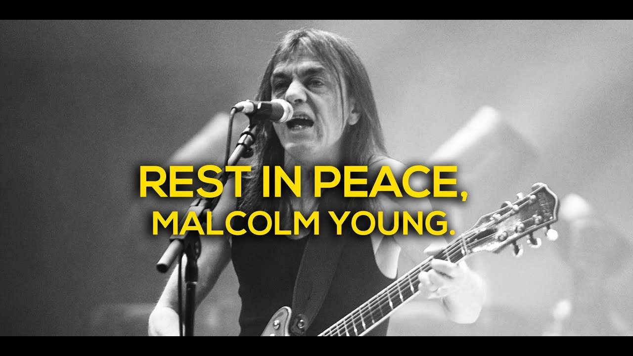 AC/DC: Uma lição de rock n' roll do eterno Malcolm Young