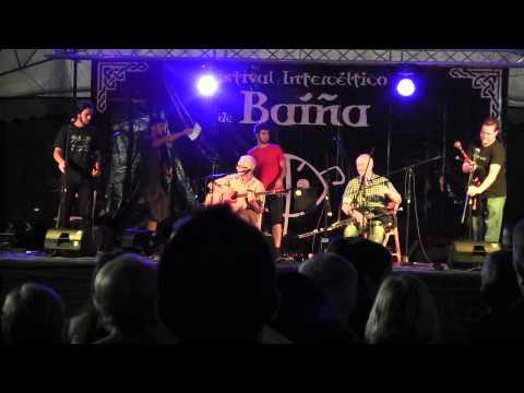 2º Festival Interceltico de Baíña-18-7-2015