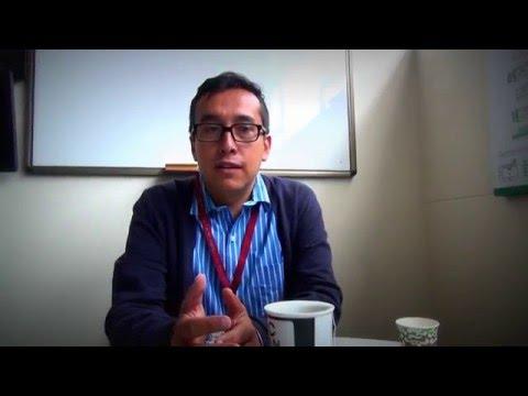 El profe Camilo Rocha y su mensaje de despedida