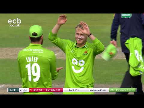 ONE-DAY HIGHLIGHTS: Lancashire vs Notts Outlaws