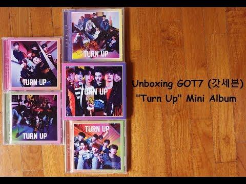 Unboxing GOT7 (갓세븐)