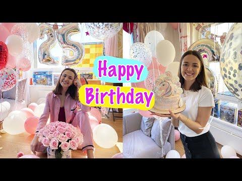 Мой день рождения на КАРАНТИНЕ | Кого я встретила и много сюрпризов | VLOG Daria Jay