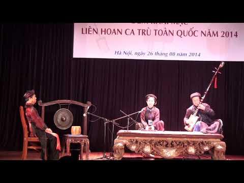 Nghệ si Ca trù Thanh Hương